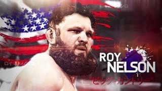 Promo de EA Sports del combate entre Mark Hunt y Roy Nelson en UFC Fight Night 52