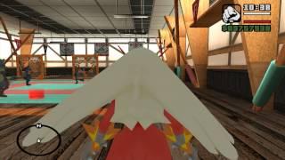 getlinkyoutube.com-Pokemon San Andreas - Charizard VS Blaziken