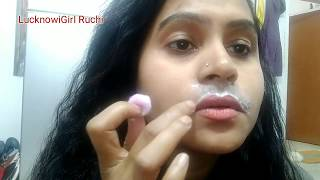 How I Remove My Upper Lips  💋 ????? width=