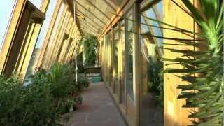 getlinkyoutube.com-Earthship - Corner Cottage: a quick tour