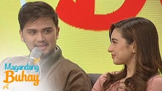 getlinkyoutube.com-Magandang Buhay: How long did Billy wait to propose to Coleen?