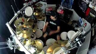 Phil Collins - In The Air Tonight - Drum Cover - featuring Pearl e-Pro Live Drums!