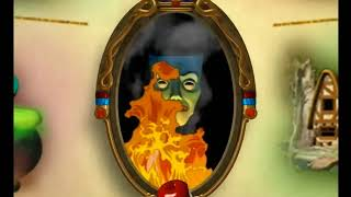 Disney's Snow White And The Seven Dwarfs (2001) DVD Menu, Disc 2