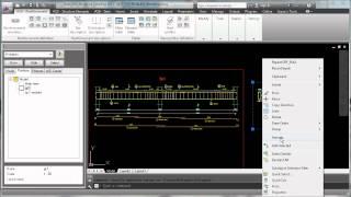 getlinkyoutube.com-AutoCAD Structural Detailing - beam reinforcement