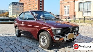 getlinkyoutube.com-Two-stoke Goodness: A 1976 Suzuki Fronte Coupé LC10W
