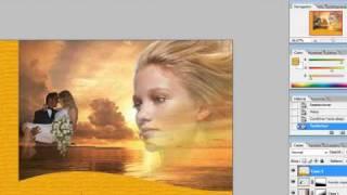 getlinkyoutube.com-Collage de Imagenes Photoshop.