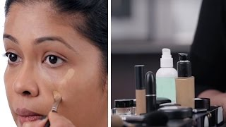getlinkyoutube.com-How To Apply Concealer To Hide Dark Circles, Pimples And Pigmentation