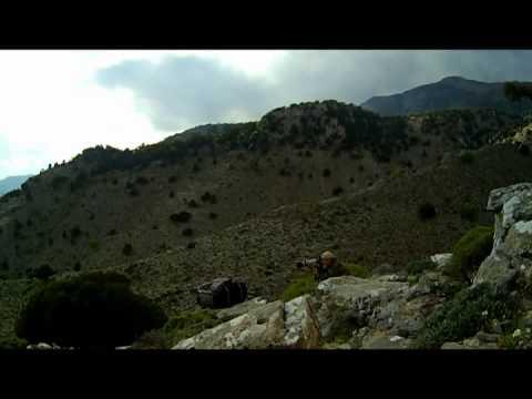 First attempt at Bird Photography , the Psiloritis above Kamares alti 1100 meter