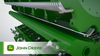 The new John Deere T-Series: BoosterBar Animation