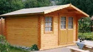 getlinkyoutube.com-Cómo hacer una caseta de madera