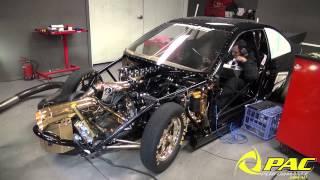 getlinkyoutube.com-Queen St Racing's 20B BMW First Dyno Power Runs at Pac Performance