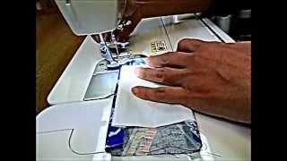F-2★ 5分で出来る!!★簡単かわいいマスク★作り方★How to make a flu mask.handmade