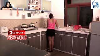 Hot Bhabhi bathroom Romance! Cute Girl Romance! Desi Girl Romance