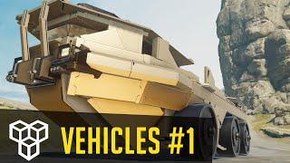 getlinkyoutube.com-Halo 5 Prefabs: Vehicles #1 (Mammoth, Falcon, Phantom, Pelican)