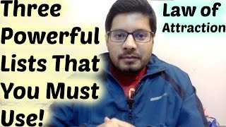 getlinkyoutube.com-Law of Attraction - How to Develop Belief - MindBodySpirit by Suyash