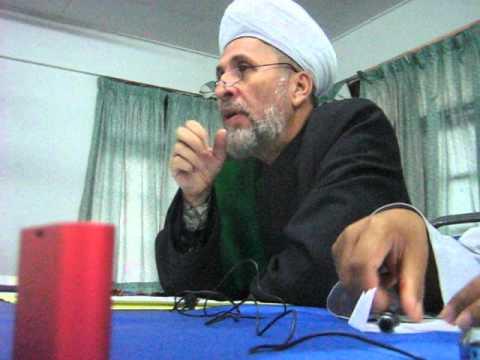 BICARAKU PADAMU OLEH SYAIKH YUSUF BAKHUR AL-HASANI PART 1