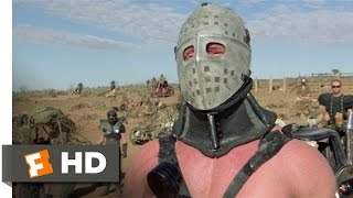getlinkyoutube.com-Mad Max 2: The Road Warrior - Greetings from the Humungus Scene  (2/8) | Movieclips