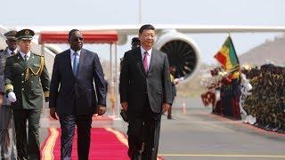 Visite du président chinois au Sénégal, inauguration de l'arène nationale par Xi Jinping