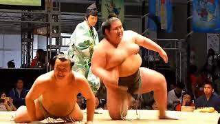 getlinkyoutube.com-行司さん名言!相撲は平手、プロレスはあっち!初っ切り(ニコニコ超会議2015 Grand Sumo Tour in Makuhari 2015 Spring)