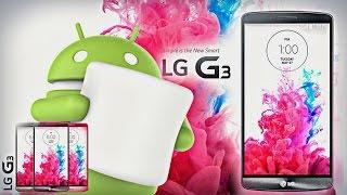 getlinkyoutube.com-Como atualizar o LG G3  para android 6.0 Marshmallow  / modelo D855