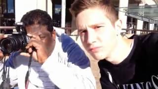 getlinkyoutube.com-Hilarious Reaction To Selfie With Strangers 2