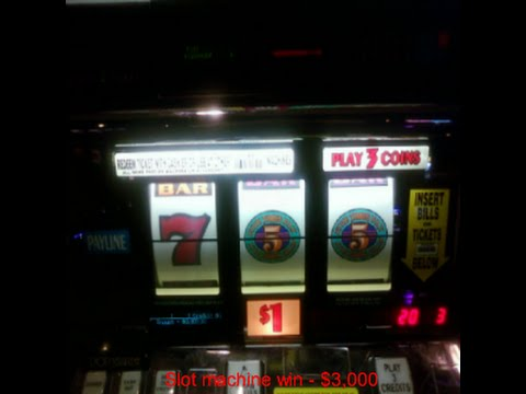 How to win at slots, How to win on slots