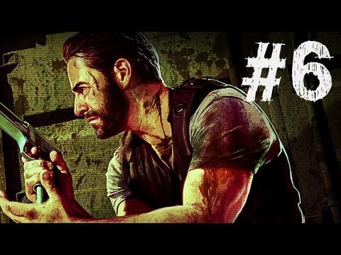 Max Payne 3 - Gameplay Walkthrough - Part 6 - STADIUM SNIPER (Xbox 360/PS3/PC) [HD]