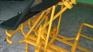 getlinkyoutube.com-Kart projeto caseiro