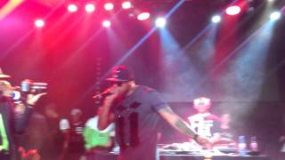 Booba - Scarface (Live @ Lausanne)