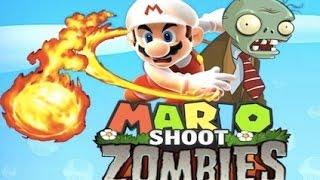 getlinkyoutube.com-Juegos de Mario Bros y Zombies