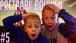 getlinkyoutube.com-WATERGLIJBAAN & MAP DOWNLOAD! - Minecraft: Pretpark Bouwen met Tuur #5