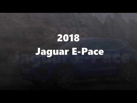 2018 Jaguar E-Pace характеристики