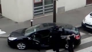 getlinkyoutube.com-Nuevo video de los terroristas contra Charlie Hebdo
