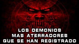 getlinkyoutube.com-Los Demonios mas Aterradores Captados en Video l Pasillo Infinito