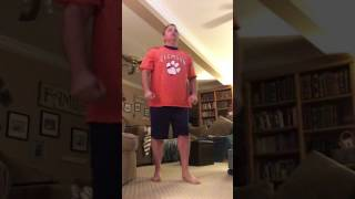 getlinkyoutube.com-Reaction to Clemson Beating Alabama (Last 9 seconds of game)