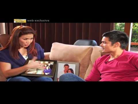 Dingdong Dantes' Prized Possession featured in Tunay na Buhay with Rhea Santos.