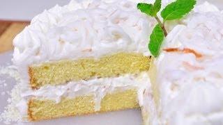 เค้กมะพร้าวอ่อน | Coconut Cake