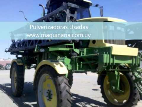 Venta de Maquinaria Agrícola Usada en Uruguay -  Maquinaria.com.uy