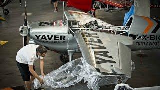 getlinkyoutube.com-Precision Airplane Modifications - Red Bull Air Race 2014
