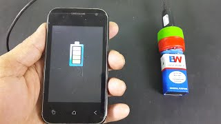 getlinkyoutube.com-How to Make a Mini USB Mobile Charger at Home