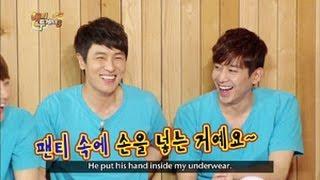 getlinkyoutube.com-Happy Together - Shinhwa, Heo Young Saeng, & Choi Hui! (2013. 06. 05)
