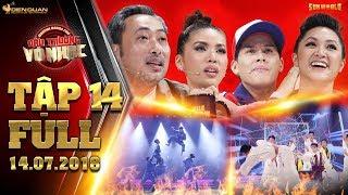 Đấu trường võ nhạc | tập 14 full (bán kết 2): Mr T, Hải Yến