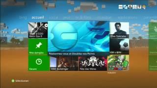 TUTO - Comment avoir des jeux, des thèmes, des objets avatar GRATUIT sur XBOX360.