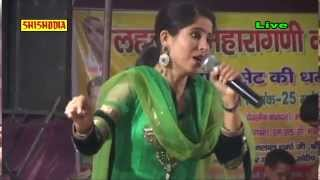 getlinkyoutube.com-HARYANVI HOT---Aga Pichha Dekha Konya Ye Lute Se Rang That Tene Re     part  1---(PRITI CHAUDHARY)