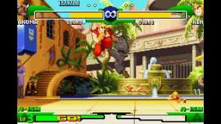 getlinkyoutube.com-Game Boy Advance Longplay [073] Street Fighter Alpha 3
