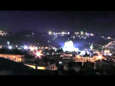 ITN U.K Mainstream Media UFO over Jerusalem Alien Deception