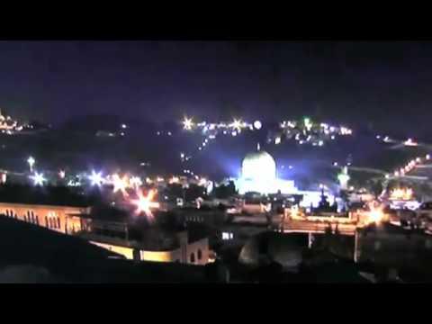 ITN U.K Mainstream Media UFO over Jerusalem Alien Deception