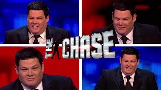 The Beast's Funniest Moments  | The Chase