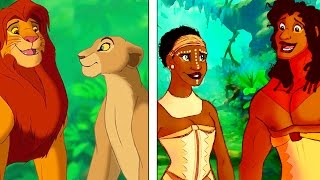getlinkyoutube.com-What Would Disney Animals Look Like As Humans?