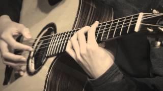 getlinkyoutube.com-(Original) Flaming - Sungha Jung (Baritone Guitar)